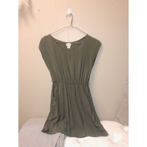Babydoll Top with Pockets.